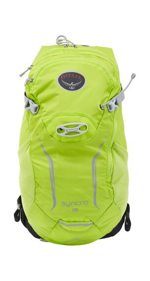 Osprey Syncro 15 - Mochila bicicleta - M/L verde